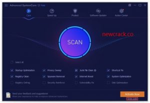 Advanced SystemCare Pro 13.7.0.308 Crack Plus Serial Key 2020