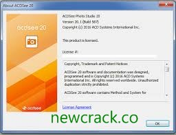 acdsee photo studio ultimate 2020 Crack + license key Download (2020)