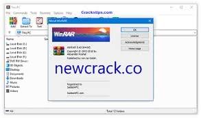 WinRAR 5.90 Crack Full Keygen + License Key Download (2020) 32/64 Bit