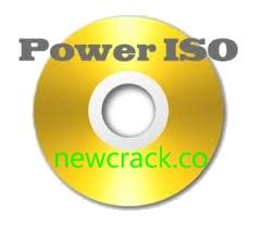 PowerISO Crack 7.6 Full + License Key Download (2020)
