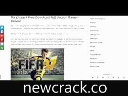 FIFA-17 Crack Torrent + Download Full Game (2020)