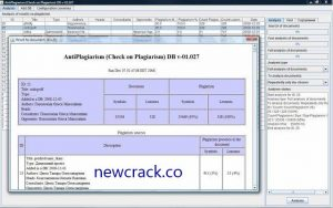 AntiPlagiarism NET 4.100.0.0 Crack With Activation Key 2020