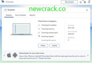 Malwarebytes 4.3.0 Crack With License Key Free Download 2021