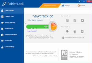 Folder Lock 7.8.1 Crack + Serial Key 2020 Download