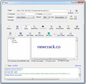 Havij PRO 1.17 Cracked Crac SQL Injection Full Version-PirateCity 2020