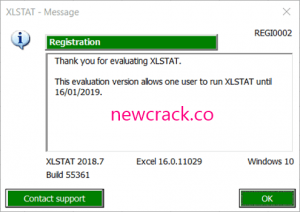 XLStat 22.5.1050 Crack Plus Keygen Full Download 2021