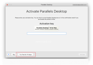 Parallels Desktop 15.1.3.47255 Crack + Activation Key [2020]