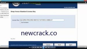 Deep Freeze 8.62 Crack Plus License Key Full Version 2020